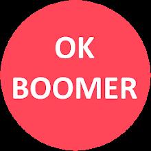 OK Boomer Widget Download on Windows