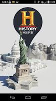 Screenshot of HISTORY Here™