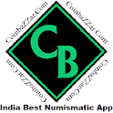 Coinbazzar Buy Sell on India Best Numismatic App icon