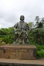 Photo: Funchal - pomnik Krzysztofa Kolumba