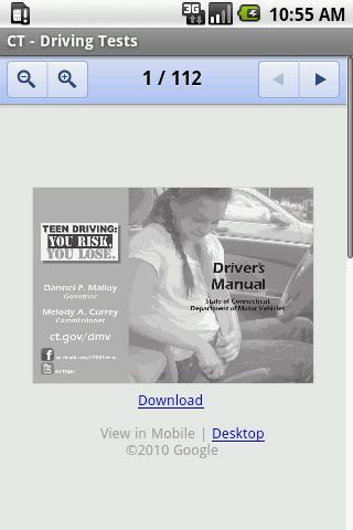 connecticut driving test ct apk download | apkpure.co
