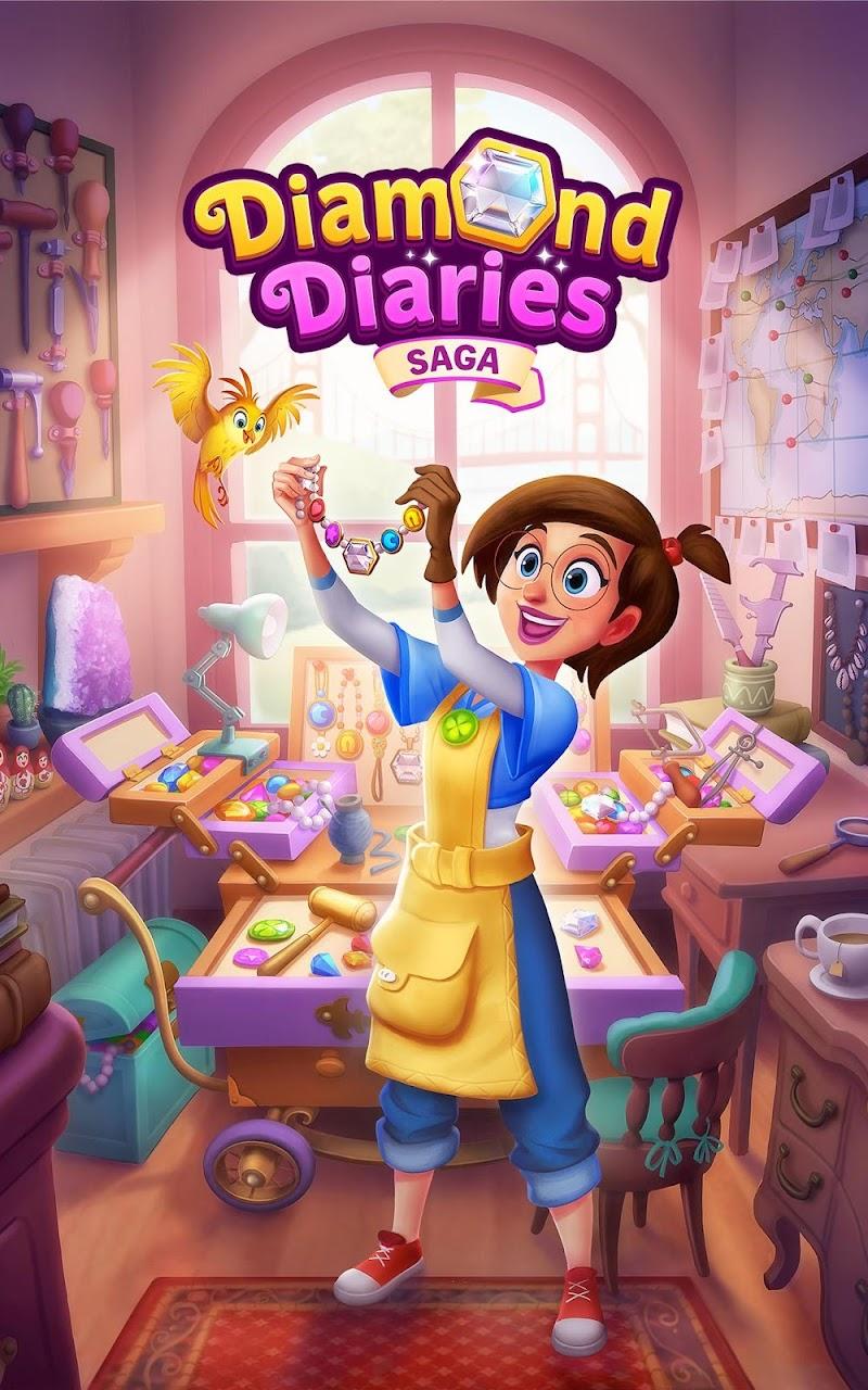 Diamond Diaries Saga Screenshot 11