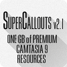 SuperCallouts 1GB Presentation Resources