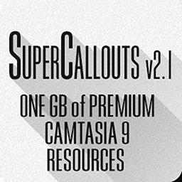 SuperCallouts 1GB Presentation Resources