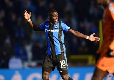 Nakamba stuurt kat naar training Club Brugge