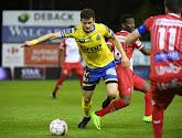 Waasland-Beveren neemt afstand van Moeskroen in groep B van play-off 2