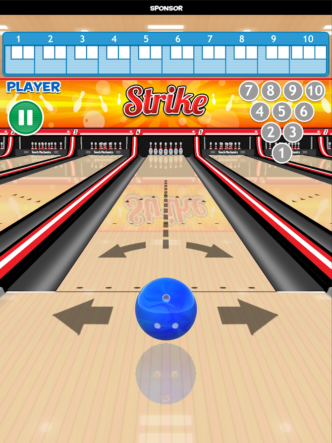 Strike! Ten Pin Bowling Android 9