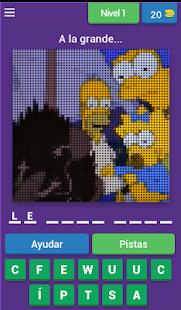 Adivina la frase Homero - náhled