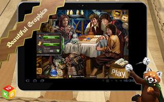 Screenshot of Backgammon Masters Free