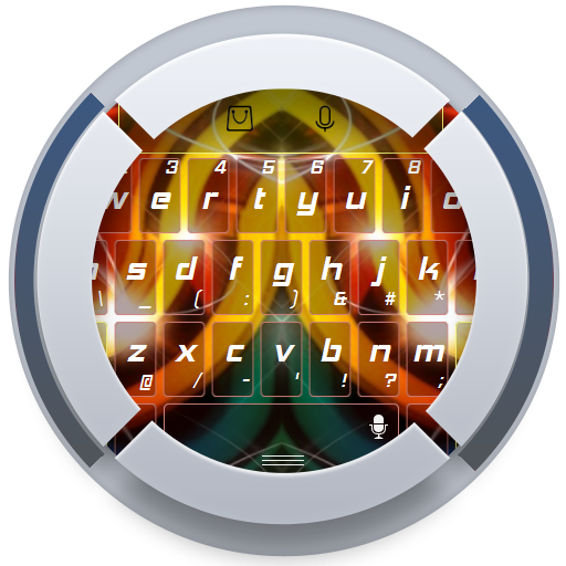 圣诞灯键盘 個人化 App LOGO-硬是要APP