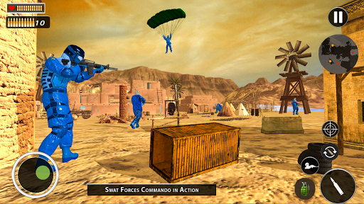 Free Firing Battleground Commando Survival Squad 1.0.5 screenshots 12