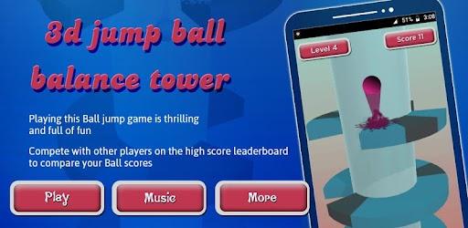 Tải 3d Helix Jump Ball – Tower Balance Game cho máy tính PC