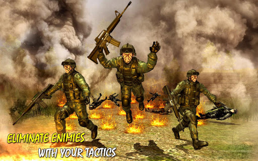 Last Day Battleground Call: WW2 Army Survival Hero 1.4 screenshots 3