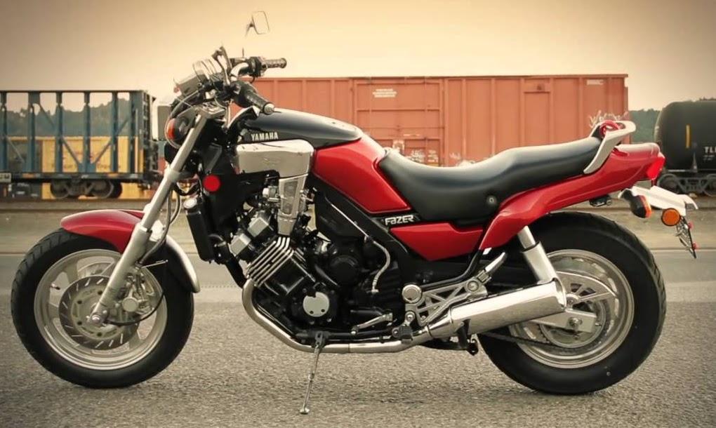 Yamaha FZX 700 Fazer-manual-taller-despiece-mecanica
