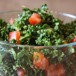 Kale Avocado Salad.