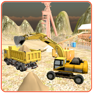 Heavy Excavator Big Sim Rescue for PC and MAC