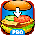 Baby kitchen game. Premium icon