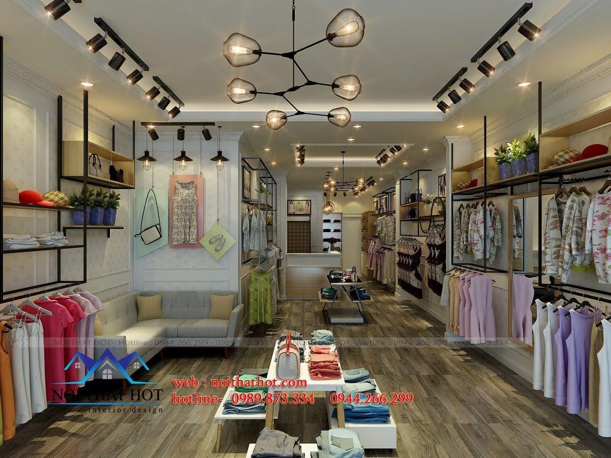 thiết kế shop thời trang nữ Bi's Boutique 6