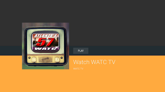 WATC TV 57 for Android TV - náhled