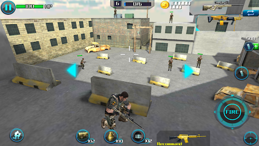 Gun Killer:Sniper v1.0.7 (Mod Money)