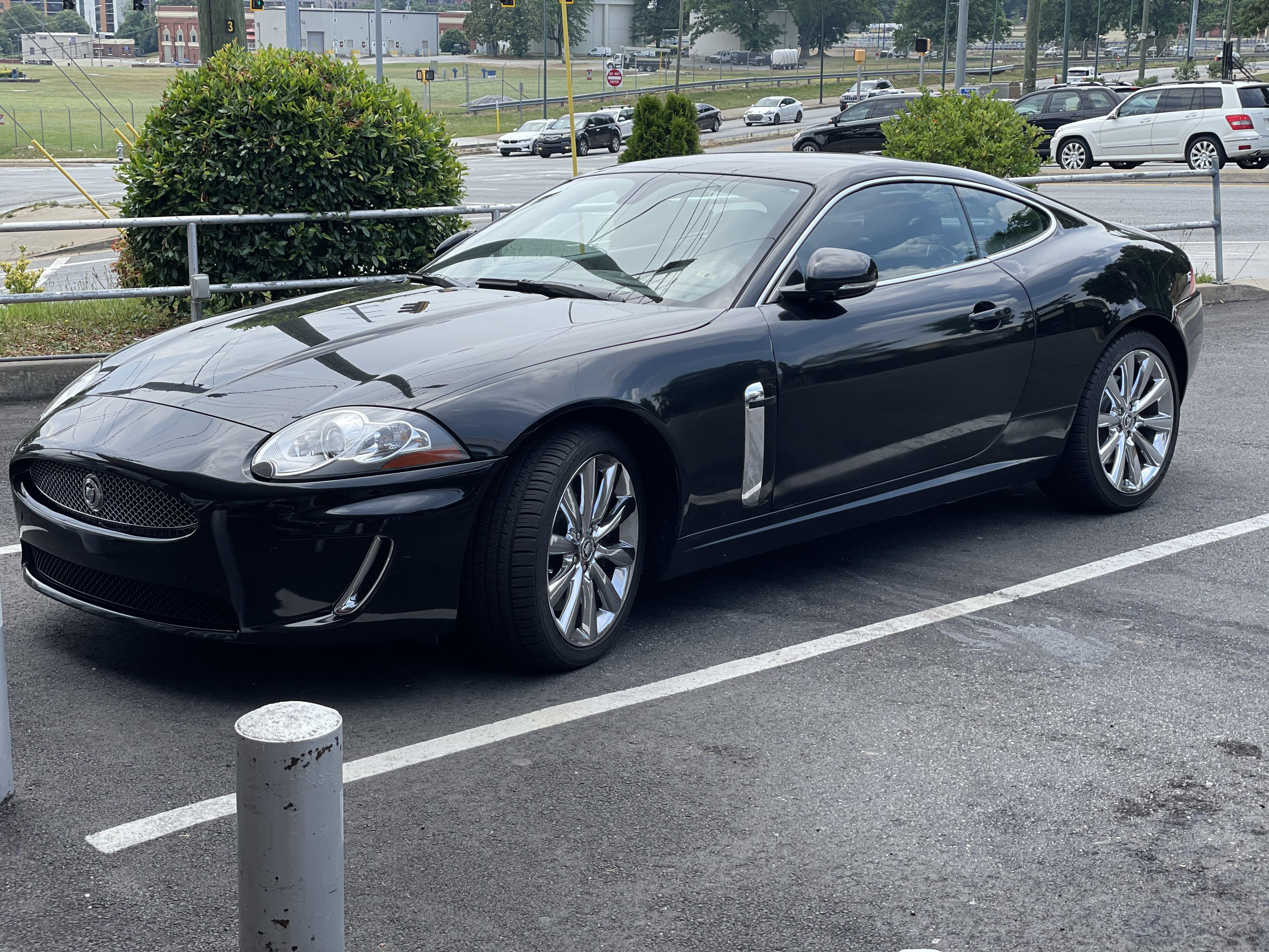 Jaguar Xk Hire Atlanta