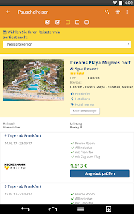 Pauschalreisen - Urlaub suchen und buchen - náhled