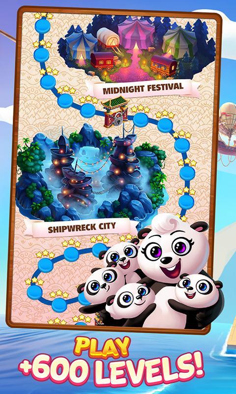 Panda Pop- screenshot