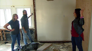 High School Sweethearts Buy a Home That Tests Their Reno Skills thumbnail