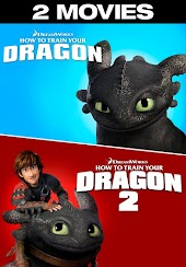 How To Train Your Dragon 1 & 2