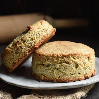Low-Carb Sour Cream Biscuits.