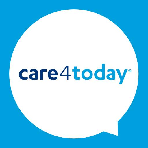 Care4Today logo in a speech bubble