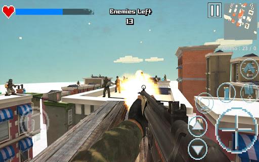 Resident Zombie Survival  screenshots 7