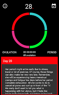 28 Period Tracker- screenshot thumbnail