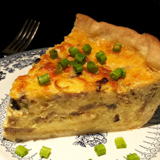 Betsy'S No Garlic Quiche Unleashed! Recipe