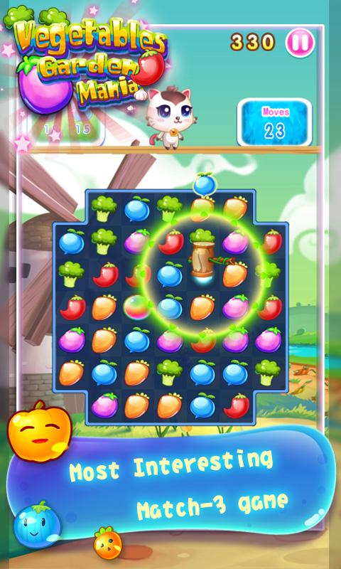 Vegetables Garden Mania Android Apps on Google Play