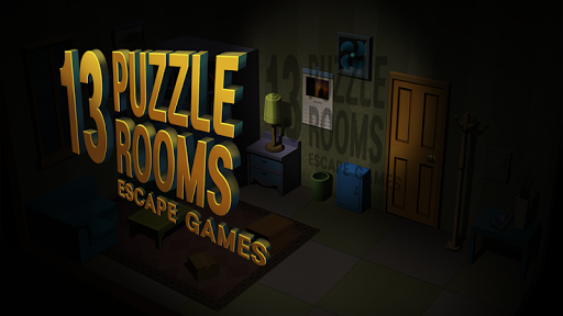 13 Puzzle Rooms: Escape game  screenshots 10