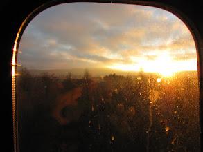 Photo: wschód słońca