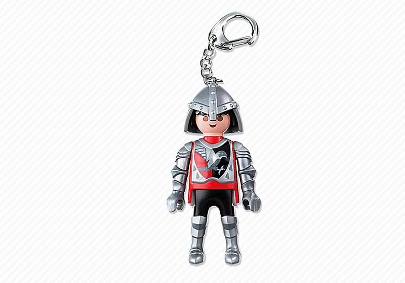 Contenido real de Playmobil® 6616 Llavero Caballero