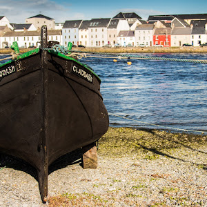Old fising boat in Claddagh Galway.jpg