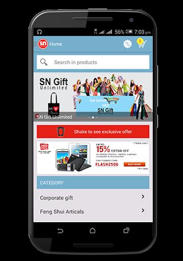 SNGIFT- Online Gift Shopping