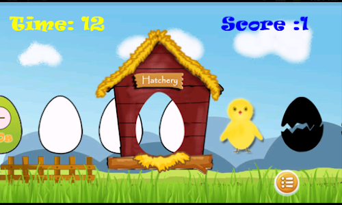 Egg Hatcher- Funny arcade game screenshot 2