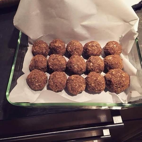 Snickerdoodle Protein Balls