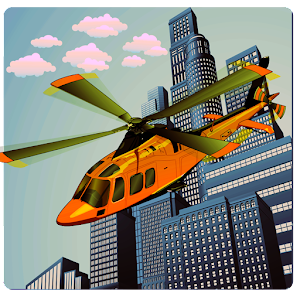 Helicopter Flight Simulator 3D for PC and MAC
