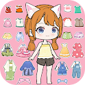 YOYO Doll: Dress up games icon