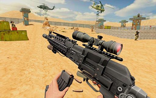 Nouveau tireur d'u00e9lite 3D- Jeux de tir gratuits OG  captures d'u00e9cran 1