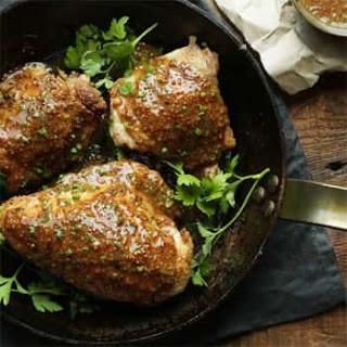 Balsamic Glazed Chicken Dijon Mustard Recipes