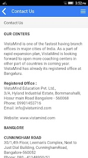 Vistamind- screenshot thumbnail