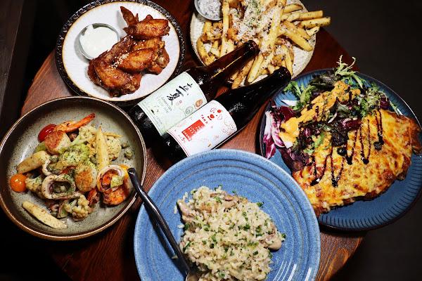 GUMGUM Beer & Wings,台北信義區美食,雞翅啤酒吧,餐酒館,101世貿捷運站,台北包場餐廳,小酌,約會