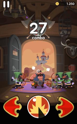 Tap Tap Smash : Intense Viking 1.2.5 screenshots 2