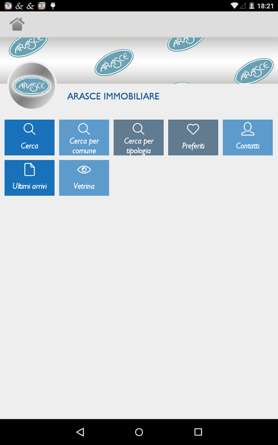 Immobiliare Arasce- screenshot